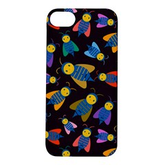 Bees Animal Insect Pattern Apple Iphone 5s/ Se Hardshell Case