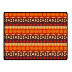 Abstract Lines Seamless Pattern Fleece Blanket (small) by Nexatart