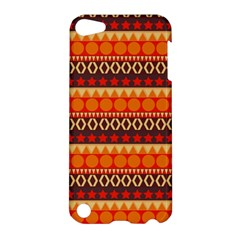 Abstract Lines Seamless Pattern Apple Ipod Touch 5 Hardshell Case by Nexatart