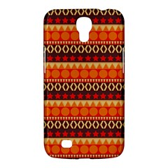 Abstract Lines Seamless Pattern Samsung Galaxy Mega 6 3  I9200 Hardshell Case by Nexatart