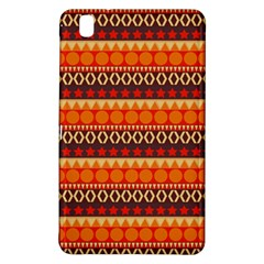 Abstract Lines Seamless Pattern Samsung Galaxy Tab Pro 8 4 Hardshell Case