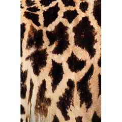 Yellow And Brown Spots On Giraffe Skin Texture 5 5  X 8 5  Notebooks by Nexatart