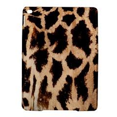 Yellow And Brown Spots On Giraffe Skin Texture Ipad Air 2 Hardshell Cases by Nexatart