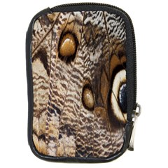 Butterfly Wing Detail Compact Camera Cases by Nexatart