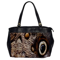 Butterfly Wing Detail Office Handbags