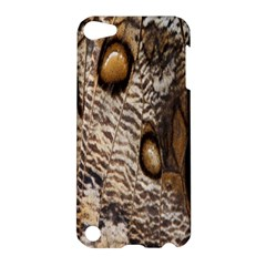 Butterfly Wing Detail Apple Ipod Touch 5 Hardshell Case by Nexatart