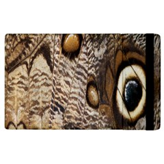 Butterfly Wing Detail Apple Ipad 2 Flip Case