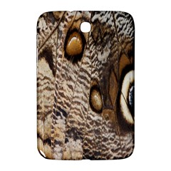 Butterfly Wing Detail Samsung Galaxy Note 8 0 N5100 Hardshell Case  by Nexatart