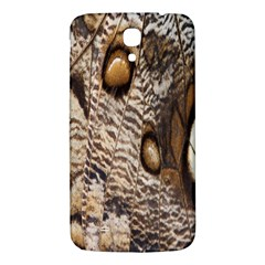 Butterfly Wing Detail Samsung Galaxy Mega I9200 Hardshell Back Case by Nexatart