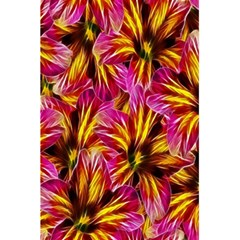 Floral Pattern Background Seamless 5 5  X 8 5  Notebooks