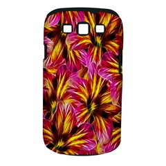 Floral Pattern Background Seamless Samsung Galaxy S Iii Classic Hardshell Case (pc+silicone) by Nexatart