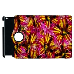 Floral Pattern Background Seamless Apple Ipad 3/4 Flip 360 Case by Nexatart