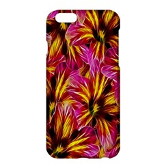Floral Pattern Background Seamless Apple Iphone 6 Plus/6s Plus Hardshell Case by Nexatart