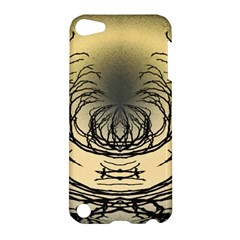 Atmospheric Black Branches Abstract Apple Ipod Touch 5 Hardshell Case