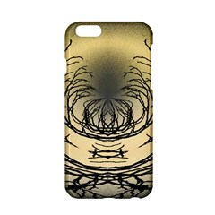 Atmospheric Black Branches Abstract Apple Iphone 6/6s Hardshell Case by Nexatart
