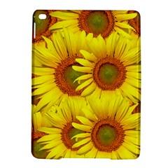 Sunflowers Background Wallpaper Pattern Ipad Air 2 Hardshell Cases
