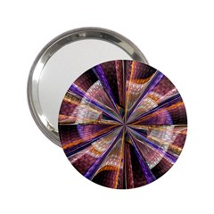 Background Image With Wheel Of Fortune 2 25  Handbag Mirrors by Nexatart