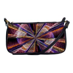 Background Image With Wheel Of Fortune Shoulder Clutch Bags by Nexatart