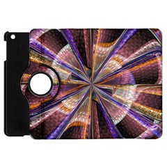 Background Image With Wheel Of Fortune Apple Ipad Mini Flip 360 Case