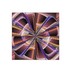 Background Image With Wheel Of Fortune Satin Bandana Scarf by Nexatart