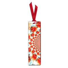 Stylish Background With Flowers Small Book Marks by Nexatart