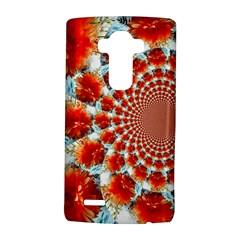 Stylish Background With Flowers Lg G4 Hardshell Case by Nexatart