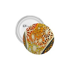 Abstract Starburst Background Wallpaper Of Metal Starburst Decoration With Orange And Yellow Back 1 75  Buttons by Nexatart
