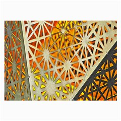 Abstract Starburst Background Wallpaper Of Metal Starburst Decoration With Orange And Yellow Back Large Glasses Cloth
