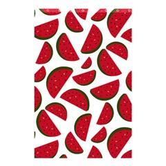 Fruit Watermelon Seamless Pattern Shower Curtain 48  X 72  (small)  by Nexatart