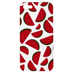 Fruit Watermelon Seamless Pattern Apple Iphone 5 Hardshell Case