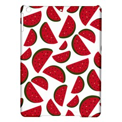 Fruit Watermelon Seamless Pattern Ipad Air Hardshell Cases by Nexatart