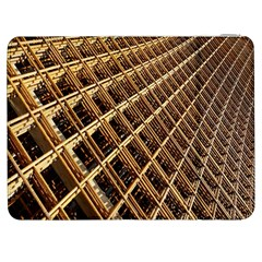 Construction Site Rusty Frames Making A Construction Site Abstract Samsung Galaxy Tab 7  P1000 Flip Case by Nexatart