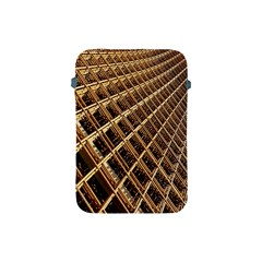Construction Site Rusty Frames Making A Construction Site Abstract Apple Ipad Mini Protective Soft Cases by Nexatart