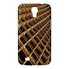Construction Site Rusty Frames Making A Construction Site Abstract Samsung Galaxy Mega 6 3  I9200 Hardshell Case by Nexatart