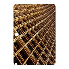 Construction Site Rusty Frames Making A Construction Site Abstract Samsung Galaxy Tab Pro 10 1 Hardshell Case