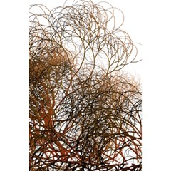 Digitally Painted Colourful Winter Branches Illustration 5 5  X 8 5  Notebooks by Nexatart