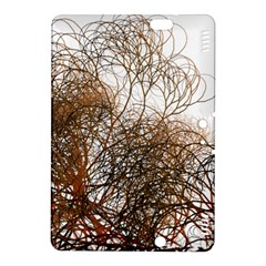 Digitally Painted Colourful Winter Branches Illustration Kindle Fire Hdx 8 9  Hardshell Case by Nexatart
