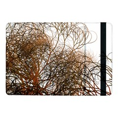 Digitally Painted Colourful Winter Branches Illustration Samsung Galaxy Tab Pro 10 1  Flip Case by Nexatart