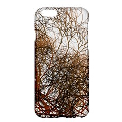 Digitally Painted Colourful Winter Branches Illustration Apple Iphone 6 Plus/6s Plus Hardshell Case by Nexatart