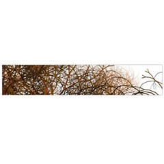 Digitally Painted Colourful Winter Branches Illustration Flano Scarf (large) by Nexatart