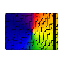 A Creative Colorful Background Apple Ipad Mini Flip Case
