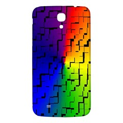 A Creative Colorful Background Samsung Galaxy Mega I9200 Hardshell Back Case by Nexatart