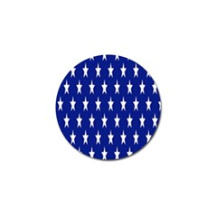 Starry Header Golf Ball Marker (10 Pack) by Nexatart