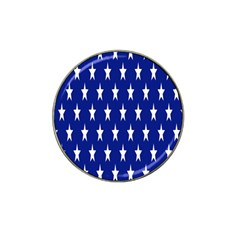 Starry Header Hat Clip Ball Marker (4 Pack)
