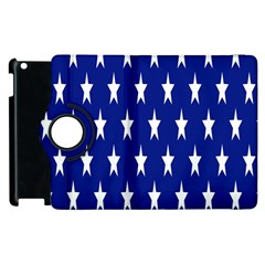 Starry Header Apple Ipad 2 Flip 360 Case by Nexatart