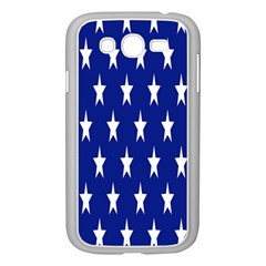 Starry Header Samsung Galaxy Grand Duos I9082 Case (white) by Nexatart