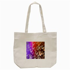 Clipart Hands Background Pattern Tote Bag (cream) by Nexatart