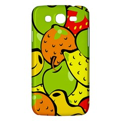 Digitally Created Funky Fruit Wallpaper Samsung Galaxy Mega 5 8 I9152 Hardshell Case