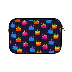 A Tilable Birthday Cake Party Background Apple Ipad Mini Zipper Cases