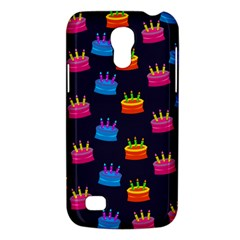 A Tilable Birthday Cake Party Background Galaxy S4 Mini by Nexatart
